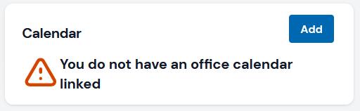 Office 365 Calendar URL